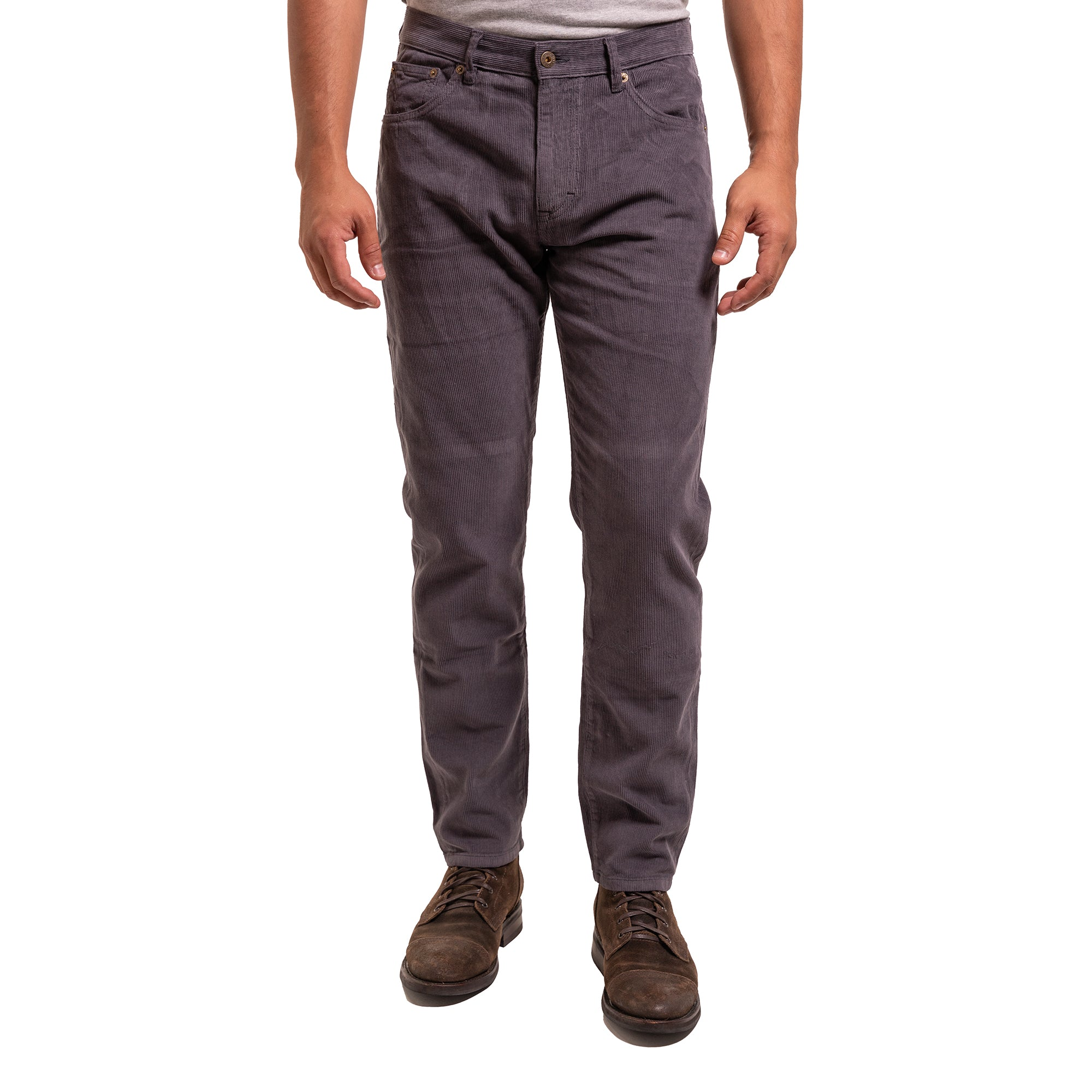 Kittredge Cords - Grey
