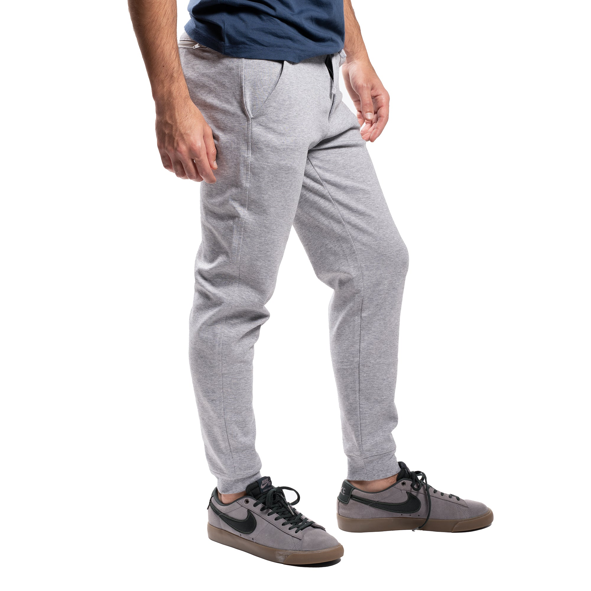 All Day Sweatpants - Heather Grey