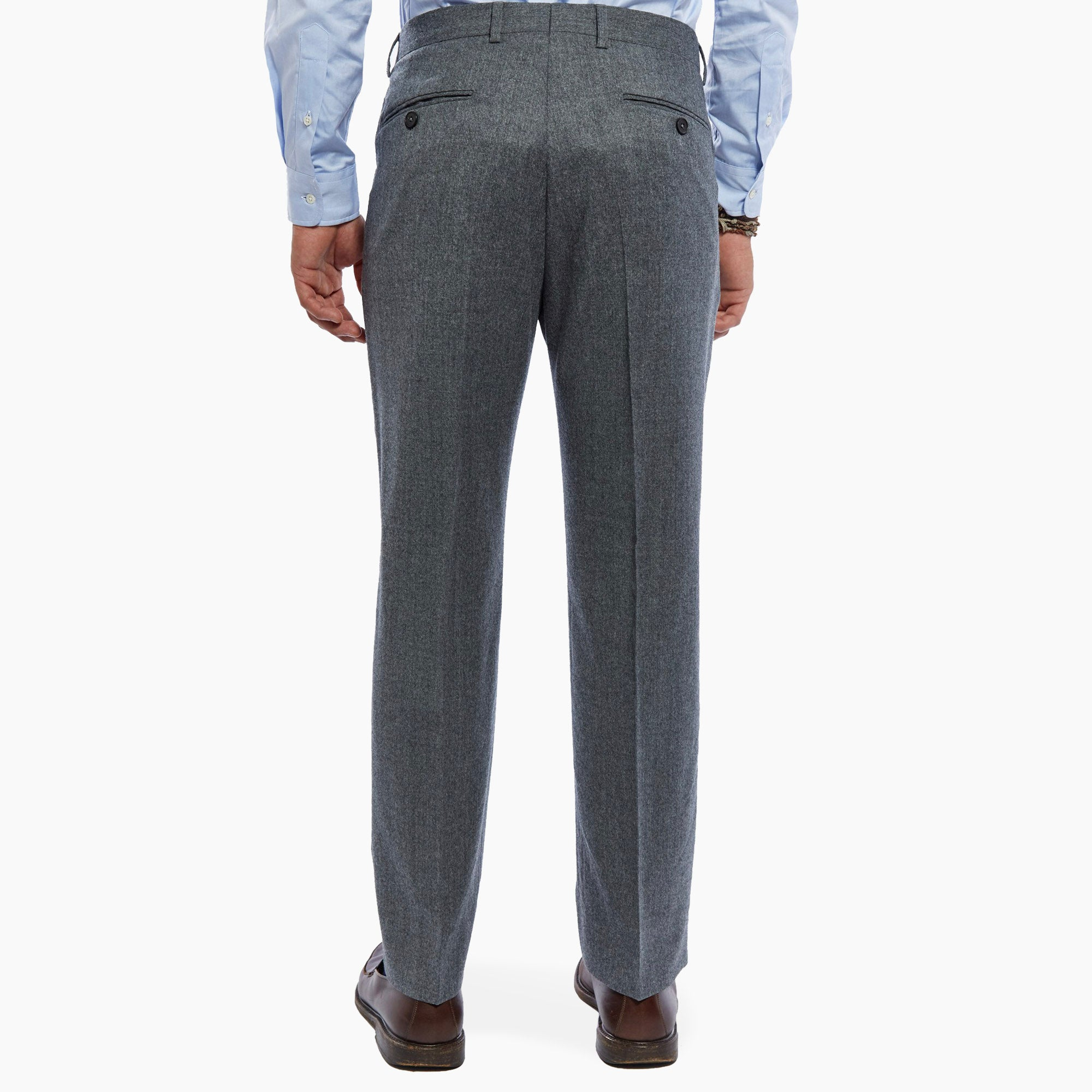 Essex Dress Pants - Grey Flannel