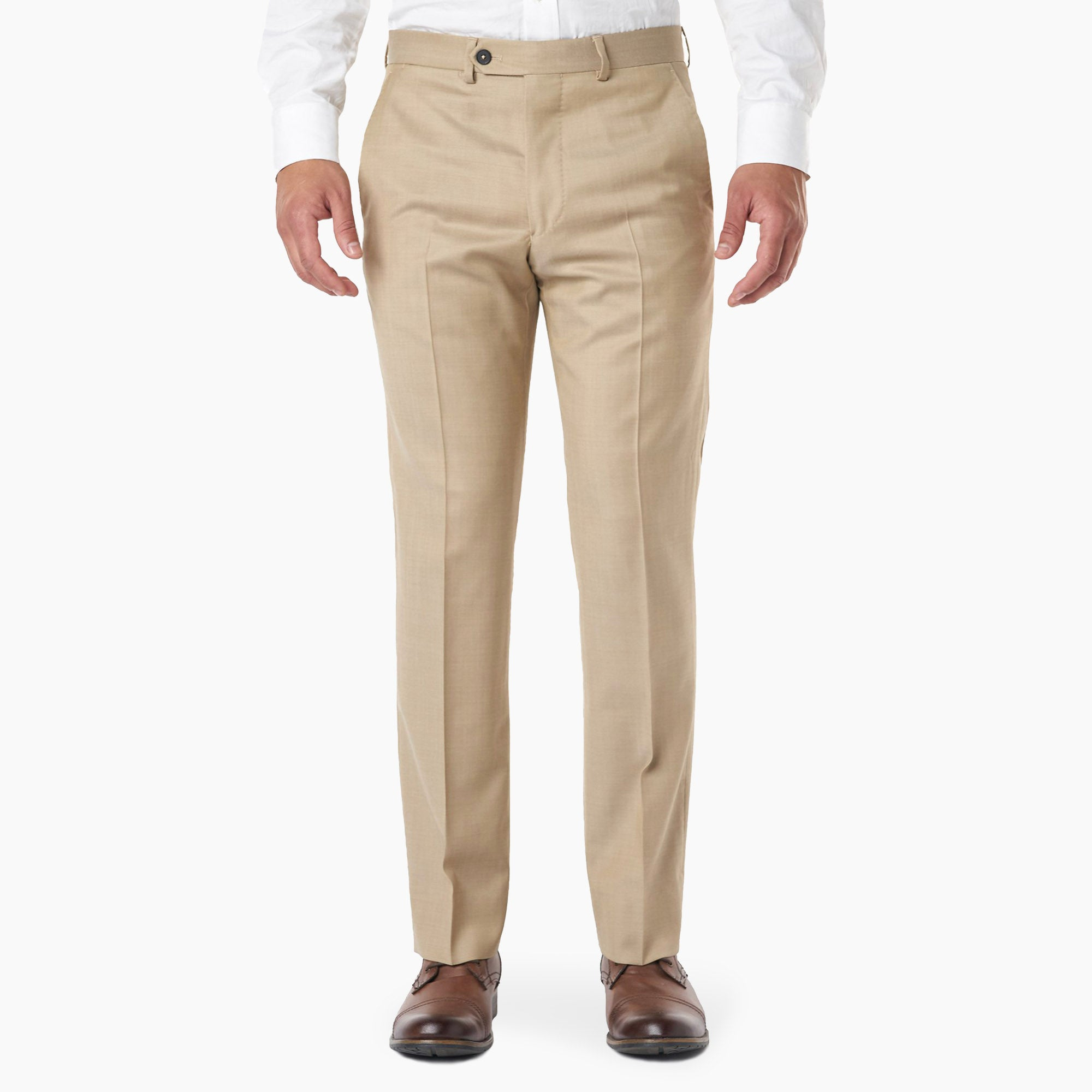 Essex Dress Pants - Khaki