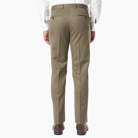 Essex Dress Pants - Olive