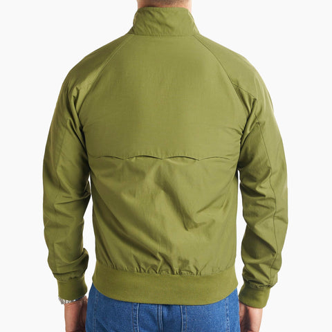 Harrington Jacket - Olive