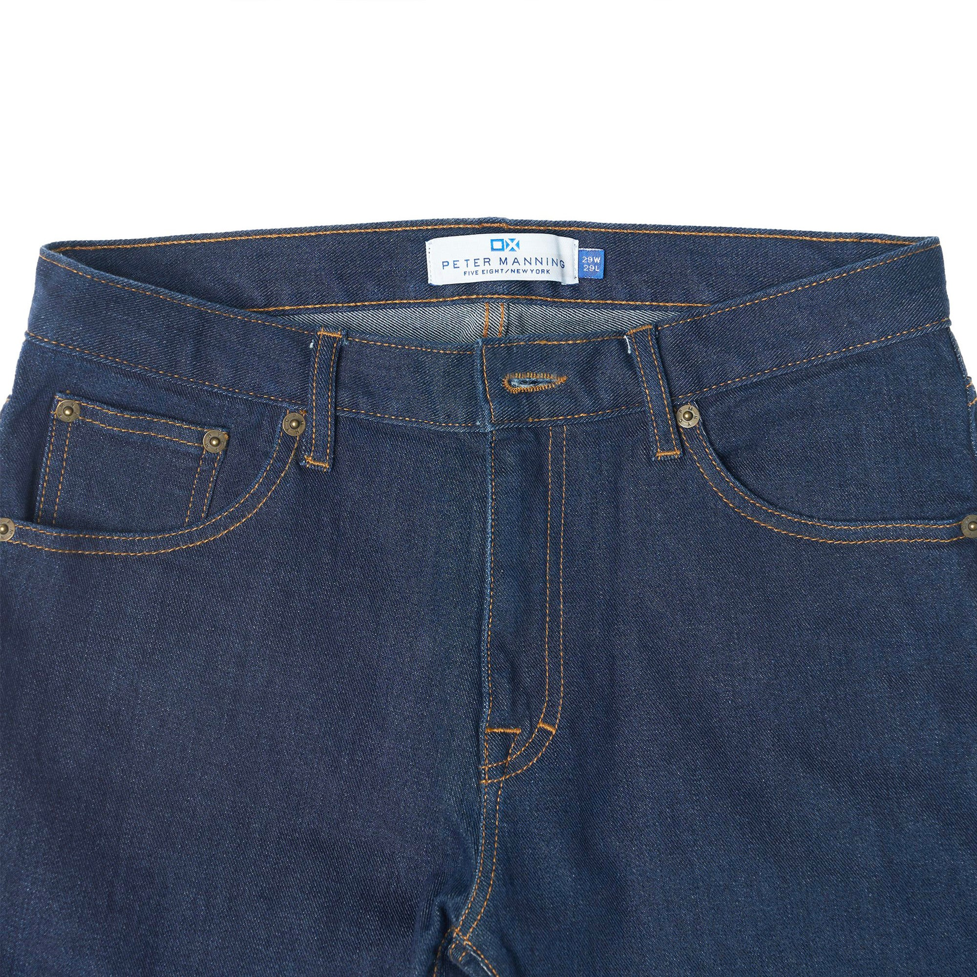 PMNYC Jeans Slim Fit - Dark Indigo Wash