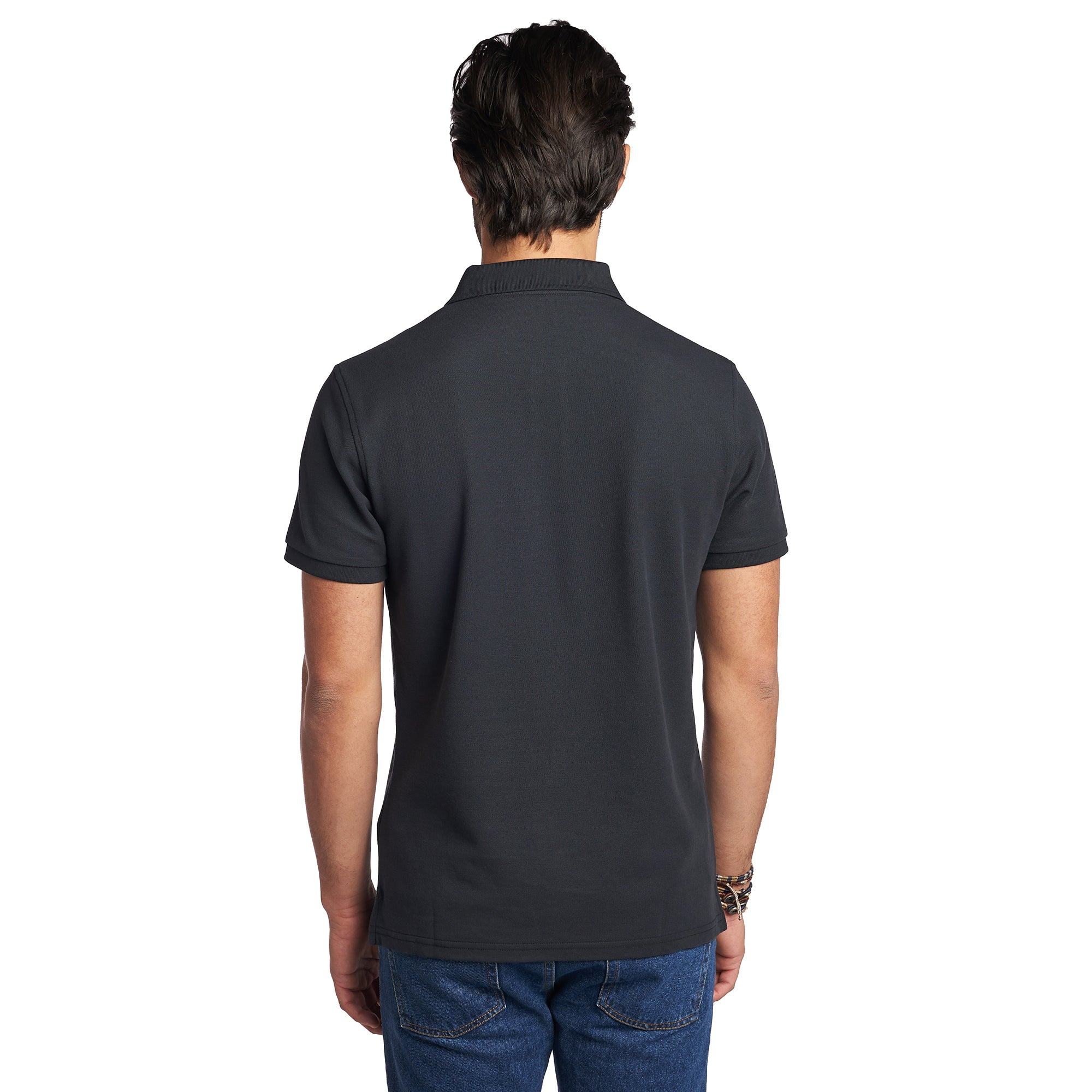 James Polo Shirt - Black