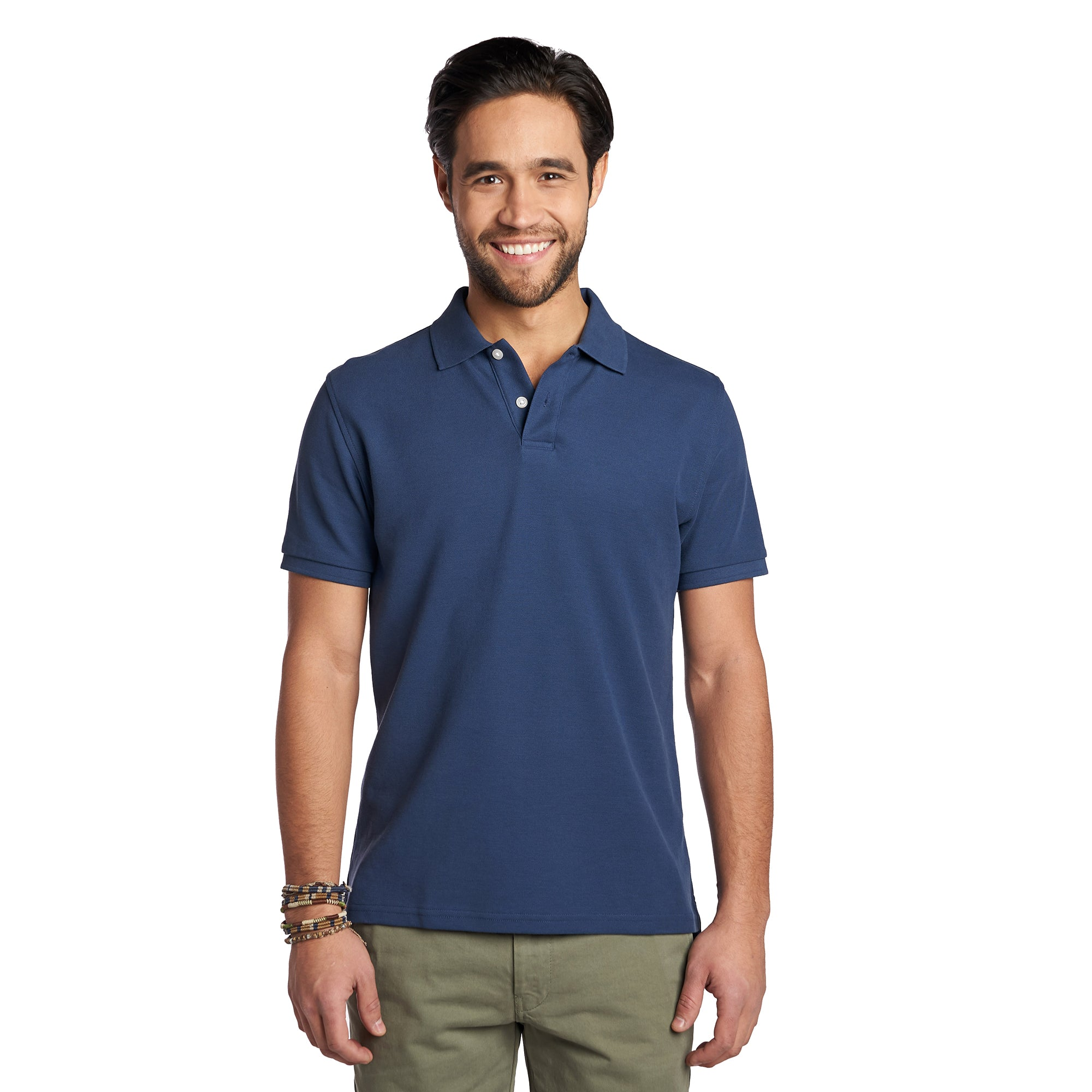 James Polo Shirt - Navy