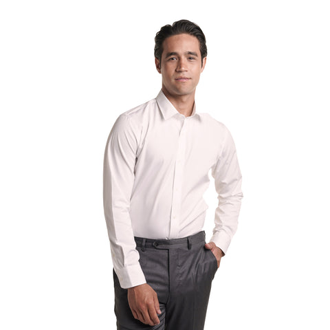 Premium Dress Shirts - White