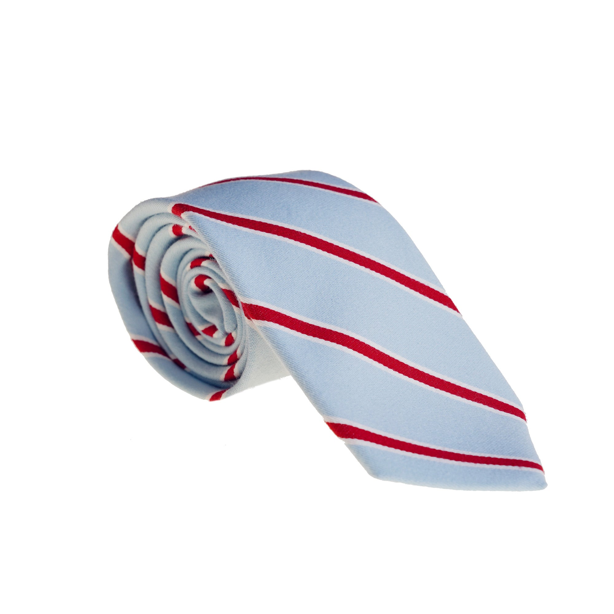 Ties - Blue Red Stripe