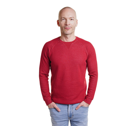 Cotton Pullovers - Red