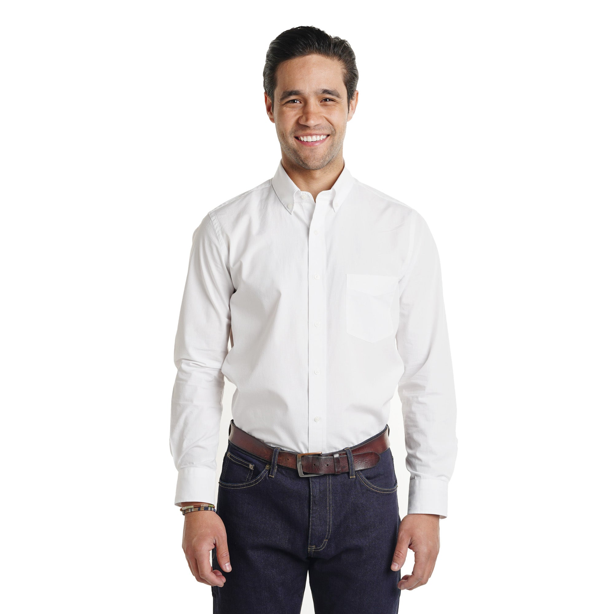Everyday Shirt Slim Fit - White
