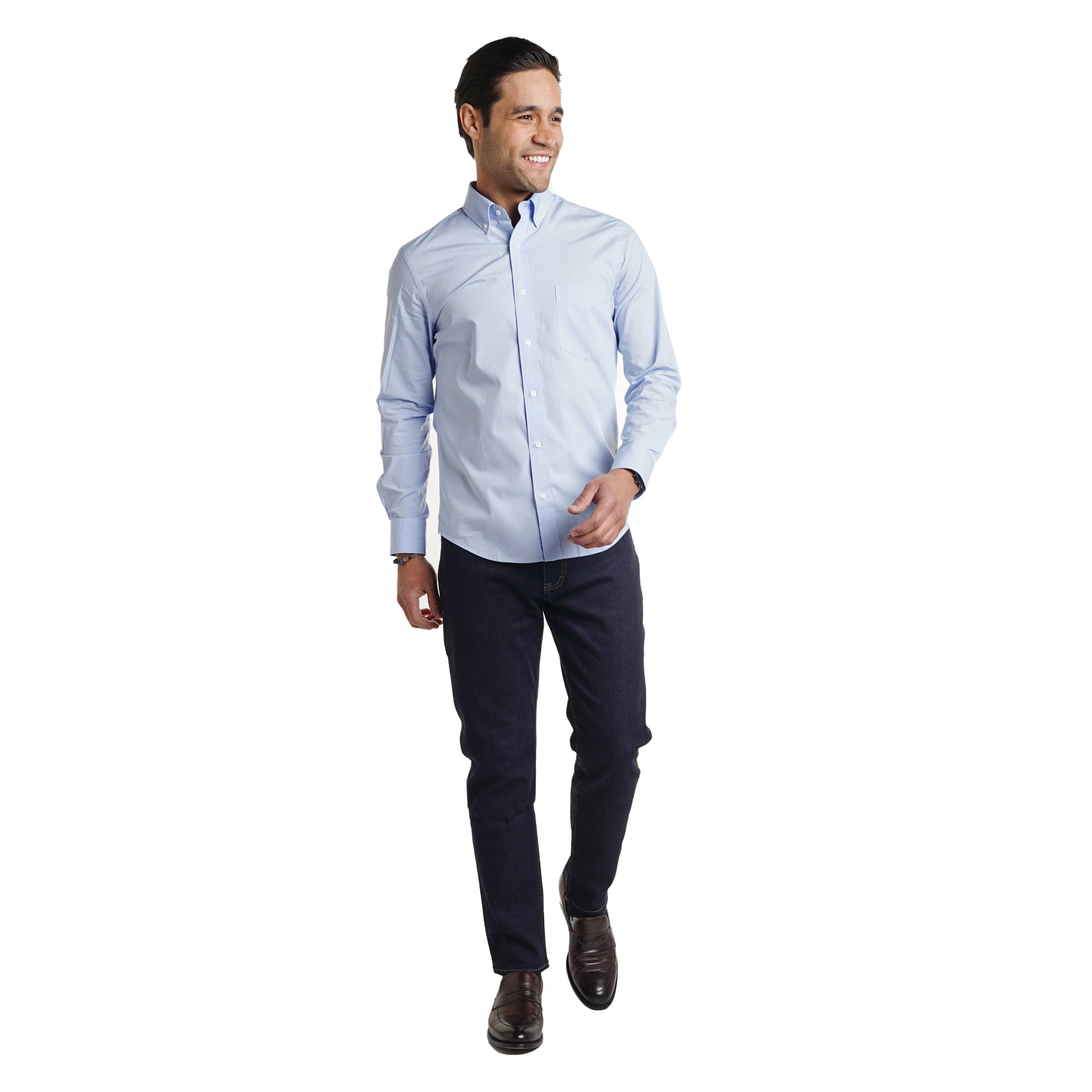Everyday Shirts Slim Fit - Blue