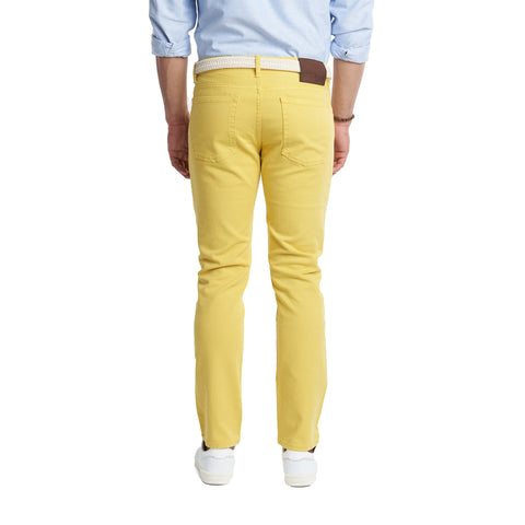Travel Jeans - Mustard
