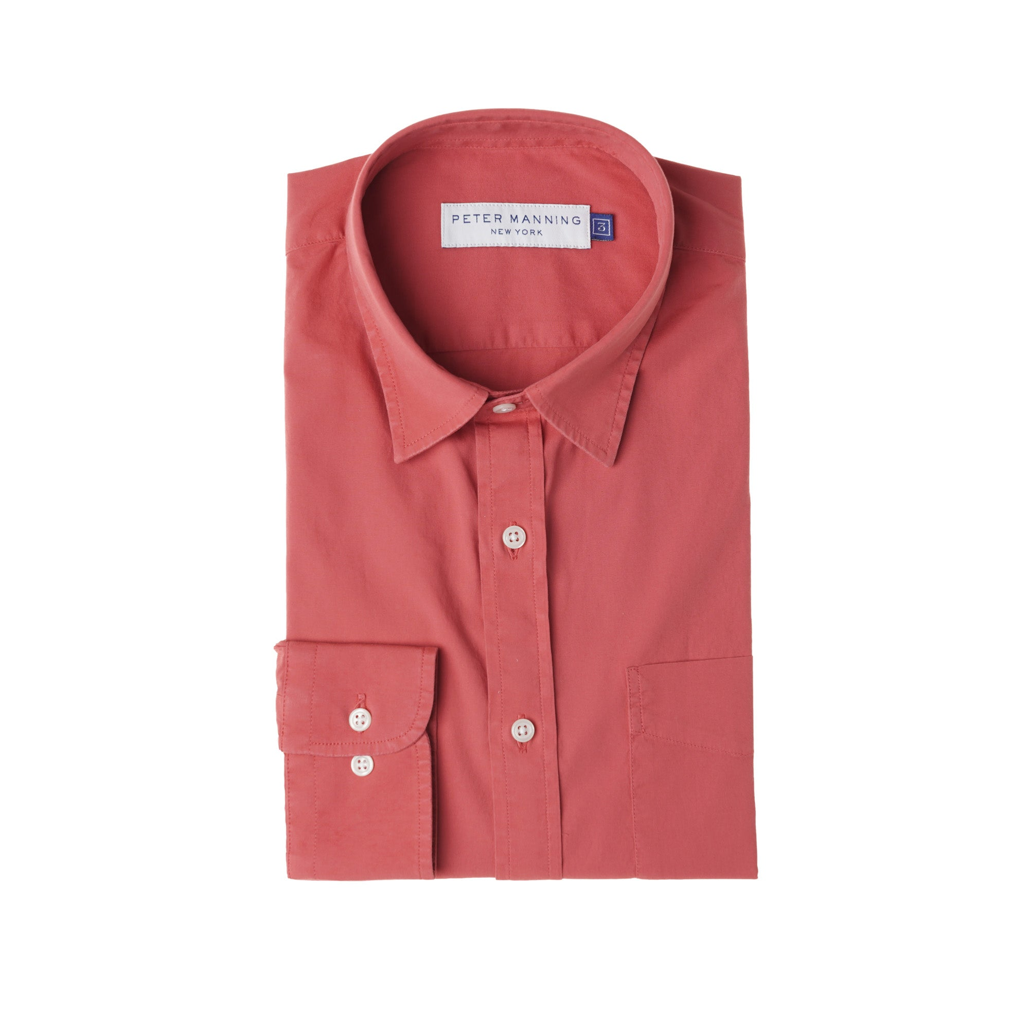 Vintage Dyed Shirts - Red
