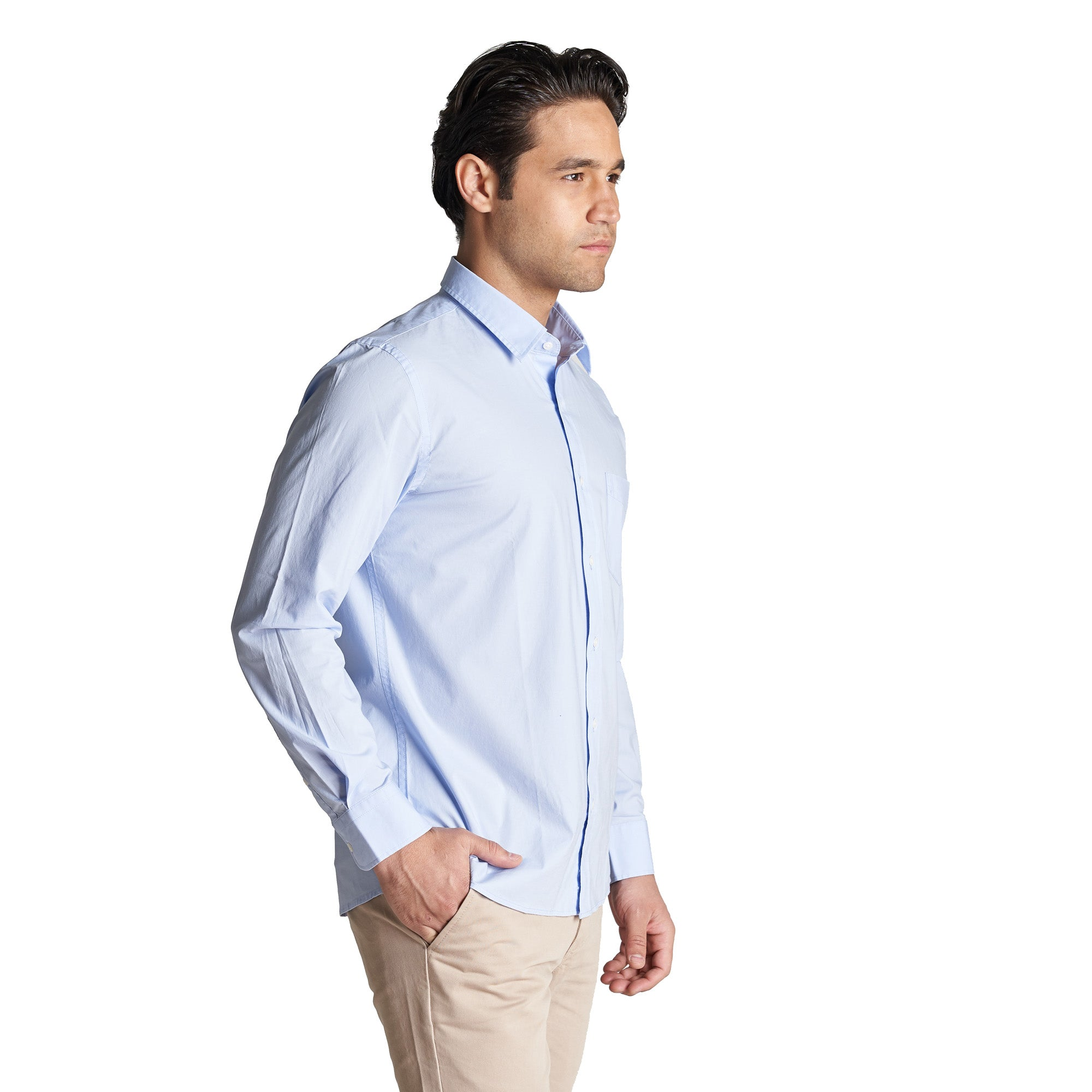 Everyday Stretch Shirts - Blue