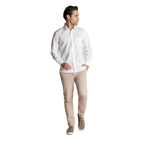 Everyday Stretch Shirts - White
