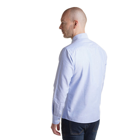 Weekend Oxford Slim Fit - Blue