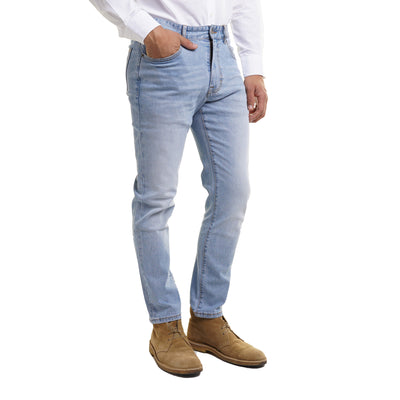 Johnny Stretch Jeans Standard Fit - Light Wash