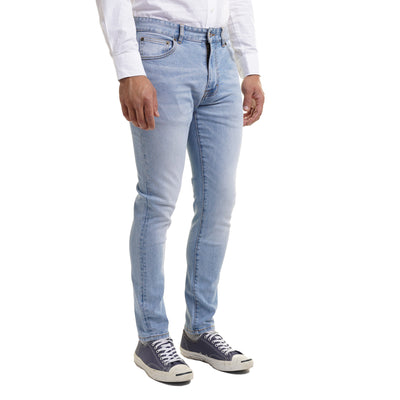 Johnny Stretch Jeans Slim Fit - Light Wash