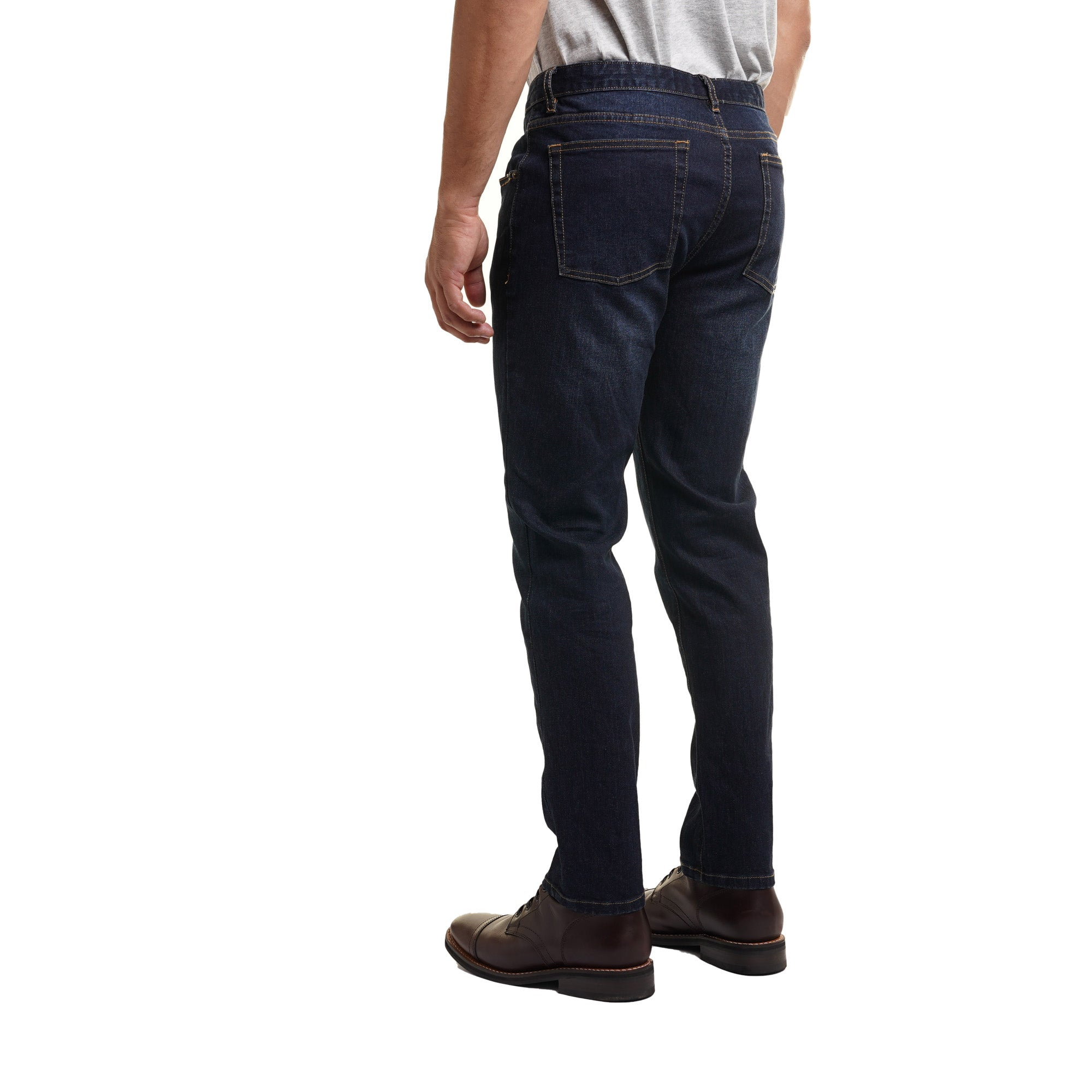 Johnny Stretch Jeans Slim Fit - Dark Wash