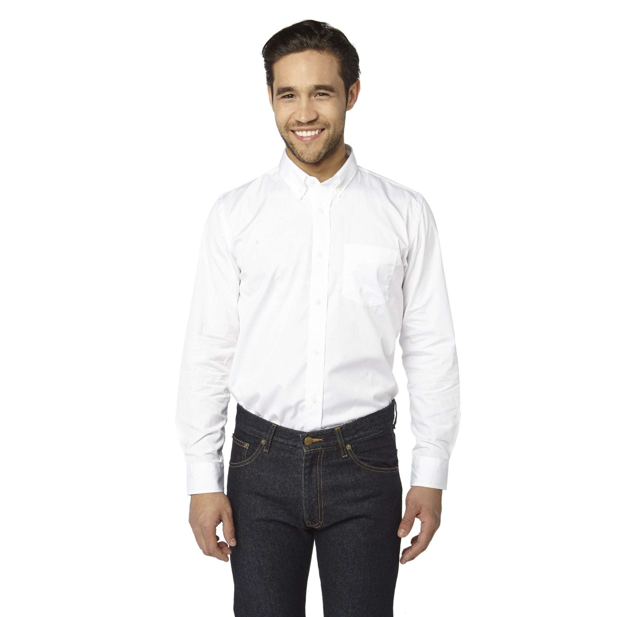 Everyday Shirts Standard Fit - White