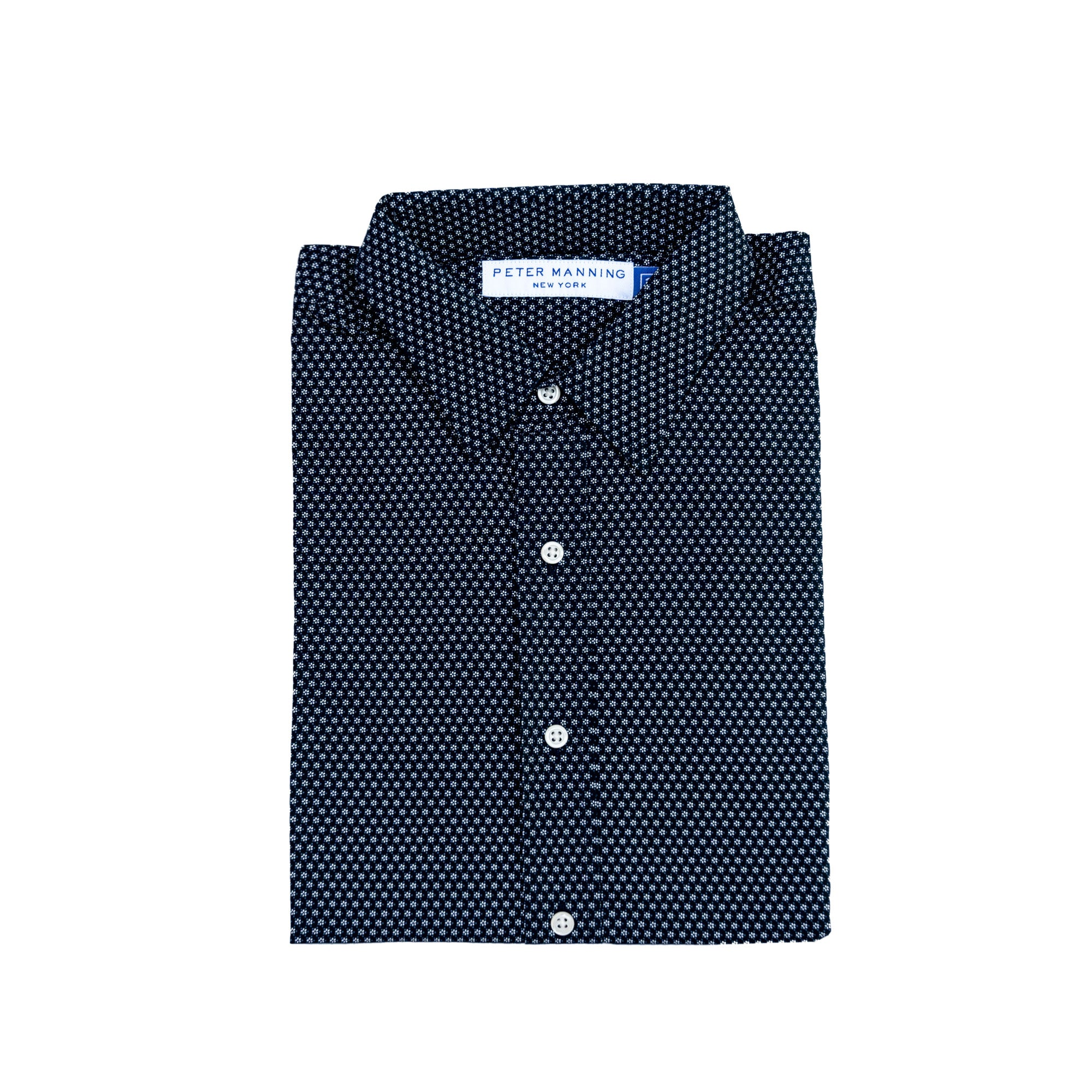 Weekend Printed Shirt Standard Fit - Midnight Floral