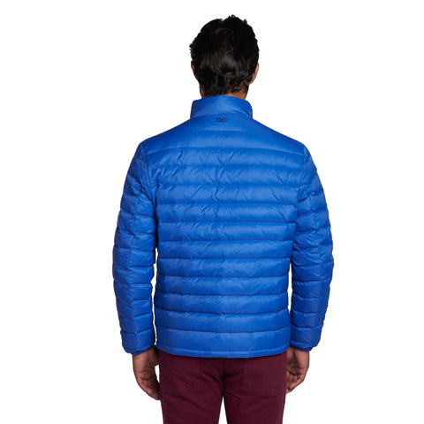 Lightweight Down Jacket - Blue