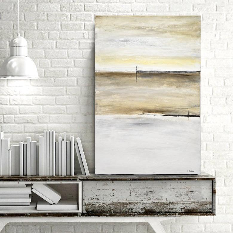 24x36 abstract painting original modern art