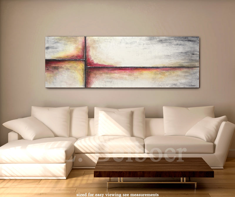 panoramic XXL made to order painting artwork