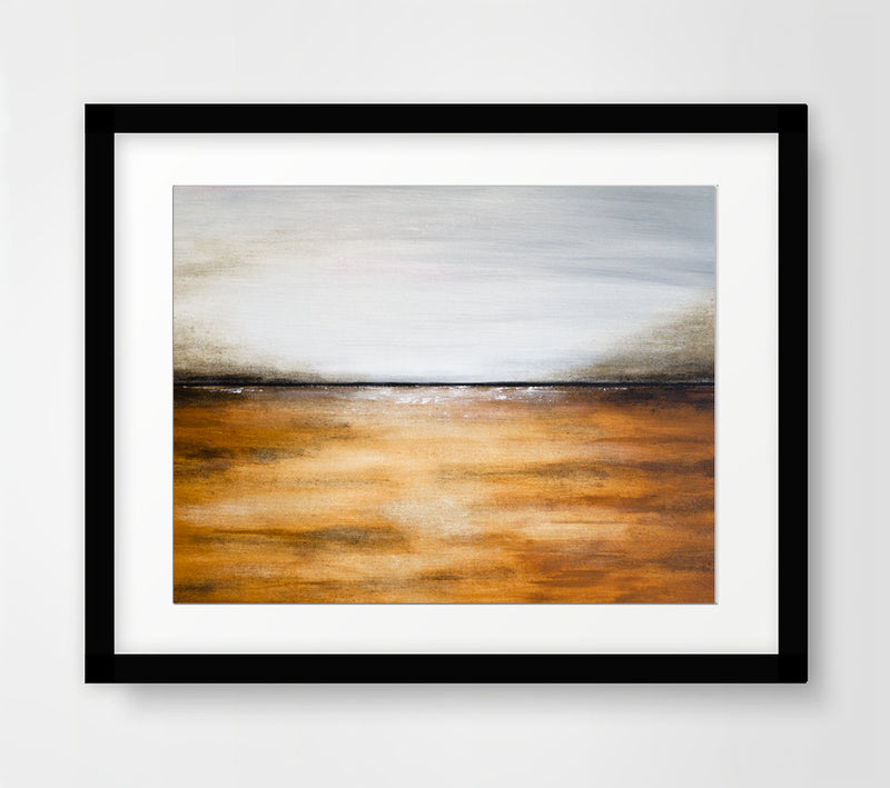 landscape printable artwork print