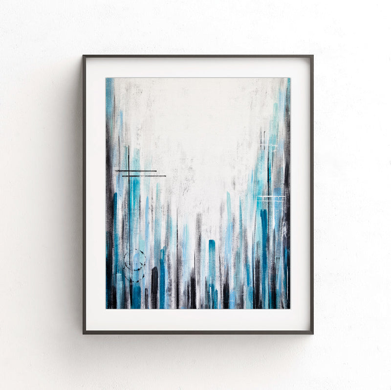 digital download print abstract