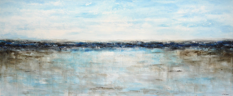 large original ocean seascape art