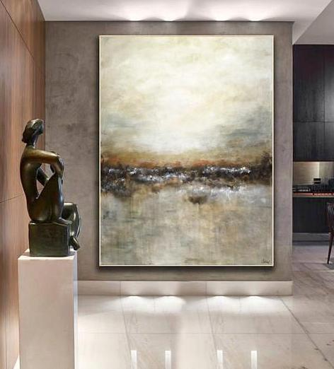 large landscape painting beiboerfineart