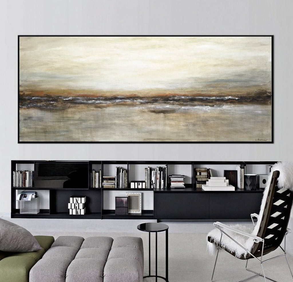 landscape painting panoramic artwork