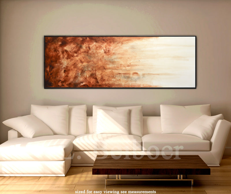 dutch artist beiboer abstract oil painting