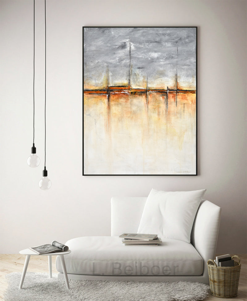 modern painting wall art gallery