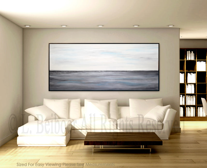panoramic landscape painting