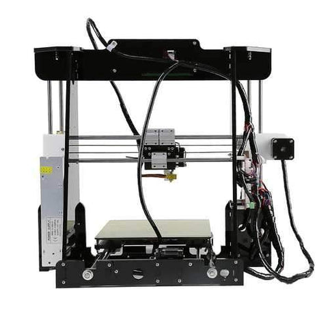 Anet A8 DIY 3D Printer Kit 1.75mm / 0.4mm Support ABS / PLA / HIPS
