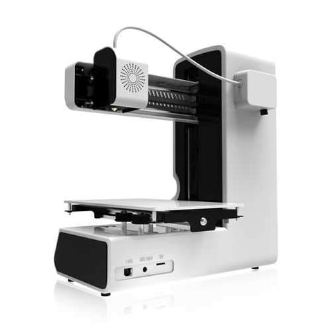 "Geeetech?® E180 Mini DIY 3D Printer 130*130*130mm Printing Size With 3.2"" Full-color Touch Screen/Bowden Extruder Support Break-resuming"