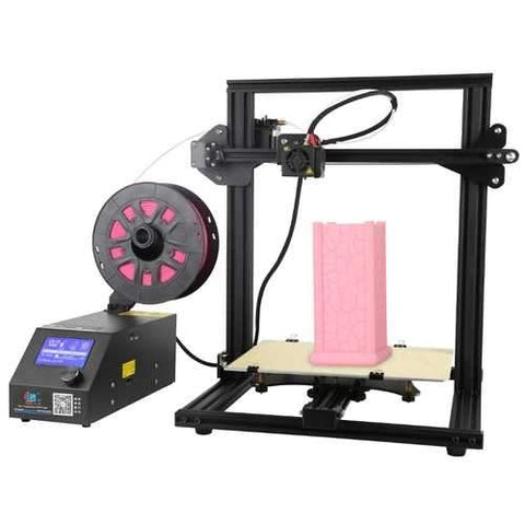 Creality 3D?® CR-10 Mini DIY 3D Printer Kit Support Resume Print 300*220*300mm Large Printing Size 1.75mm 0.4mm Nozzle
