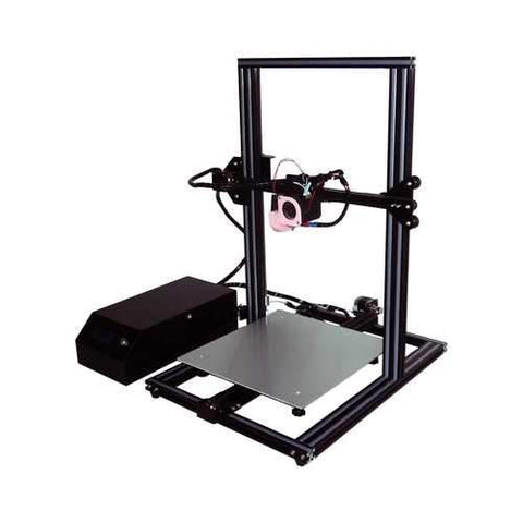 KREATEIT ?® KR-10S Thor DIY 3D Printer Kit 300x300x400mm Large Printing Size With Dual Z Axis/Off-line Print/Aluminum Heated Bed