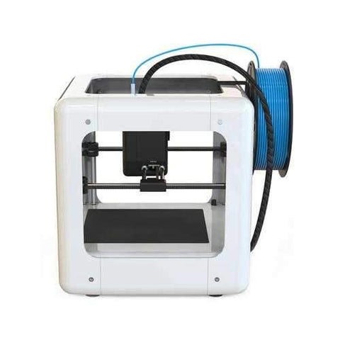 Easythreed?® NANO Fully Assembled Mini 3D Printer for Household Education & Students 90*110*110mm Printing Size Support One Key Printing with CE Certificate
