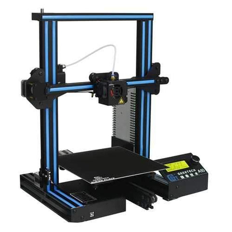 Geeetech?® A10 Aluminum Prusa I3 3D Printer 220*220*260mm Printing Size With Open Source GT2560 Control Board Support Remote Control/Off-line Printing