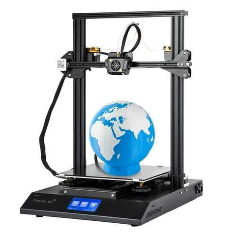 Creality 3D?® CR-X DIY 3D Printer Kit 300*300*400mm Printing Size With Dual-color Printing/Integrated Design/4.3-inch Touch Screen/Dual Cooling Fans