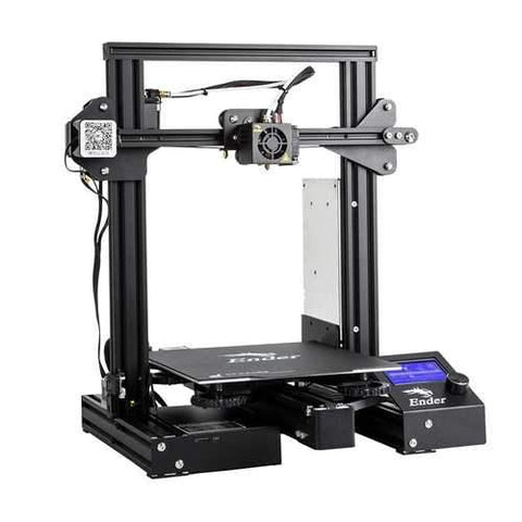 Creality 3D?® Ender-3 Pro Prusa I3 DIY 3D Printer 220x220x250mm Printing Size With Magnetic Removable Platform Sticker/Power Resume Function/Off-line Print/Patent MK10 Extruder/Simple Leveling