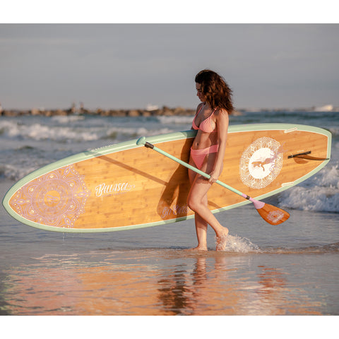 BELLASOL - 10'6 GYPSEA SUP & CARBON FIBER PADDLE - Bellasol Boards