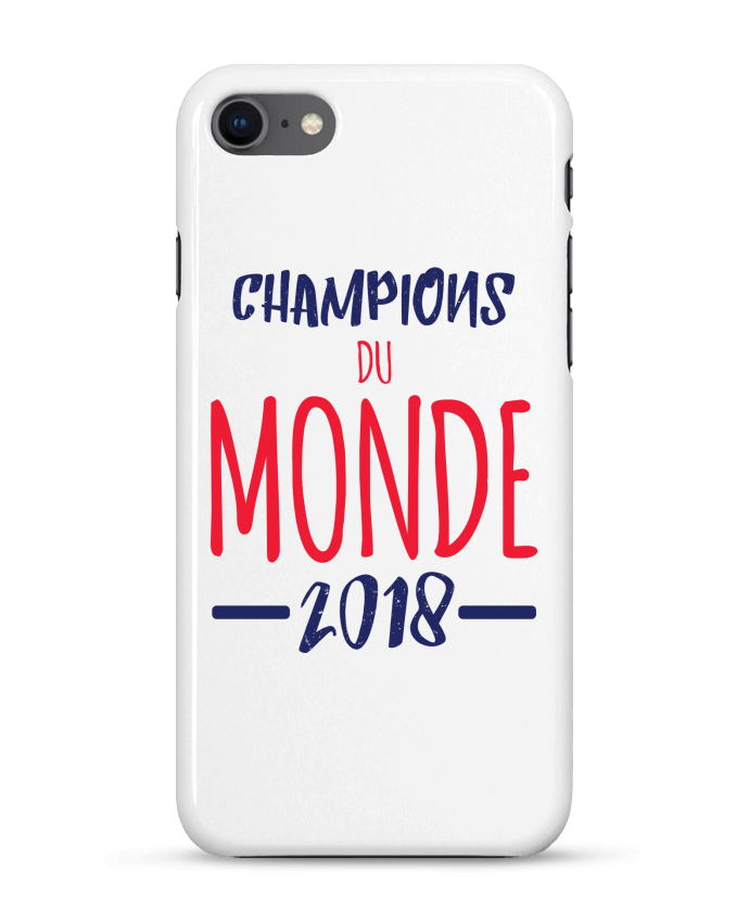 Coque Iphone - Champions du Monde 2018