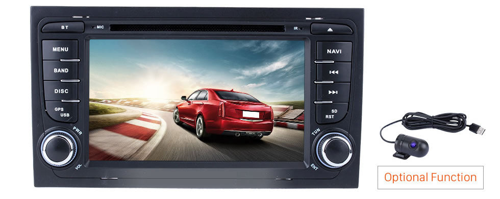 Audi A4 S4 RS4 Android Car Stereo