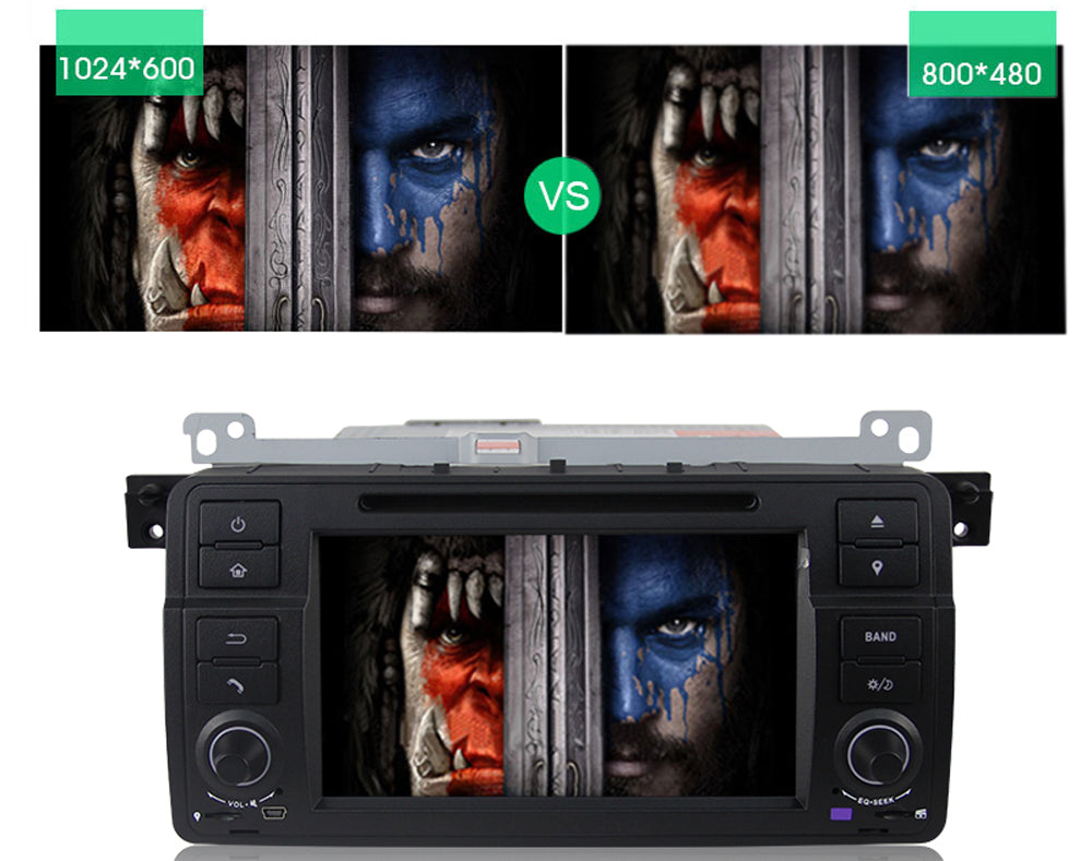 BMW E46 M3 Android Car Stereo