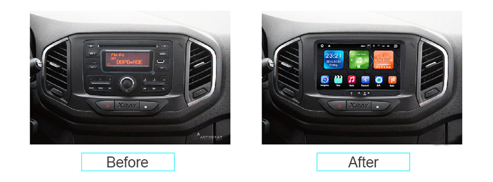 Renault Dacia Android 8 0 Car Stereo With 8 Inch Hd Touch Screen 4gb 32gb  U2014 Gizok