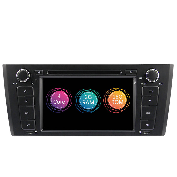 1 Series BMW E81 E82 Android Car Stereo