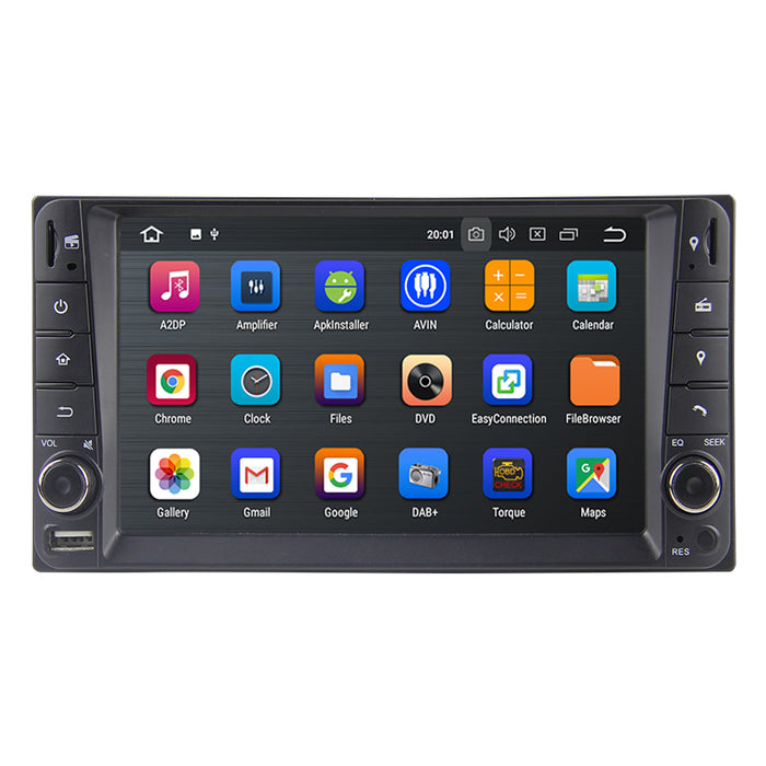 2000-2011 Toyota Corolla 2 Din Android 8.0 Car Stereo